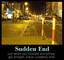 Sudden End by zdzichu