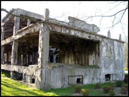 Westerplatte II by zdzichu