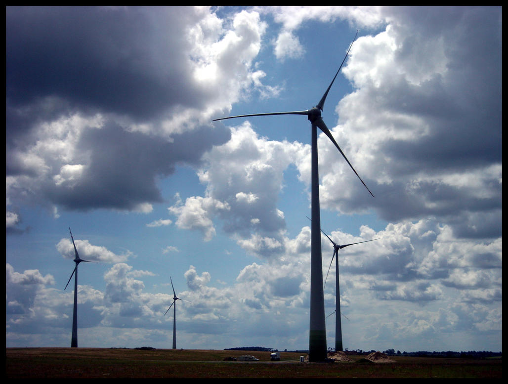 The Windmakers II by zdzichu