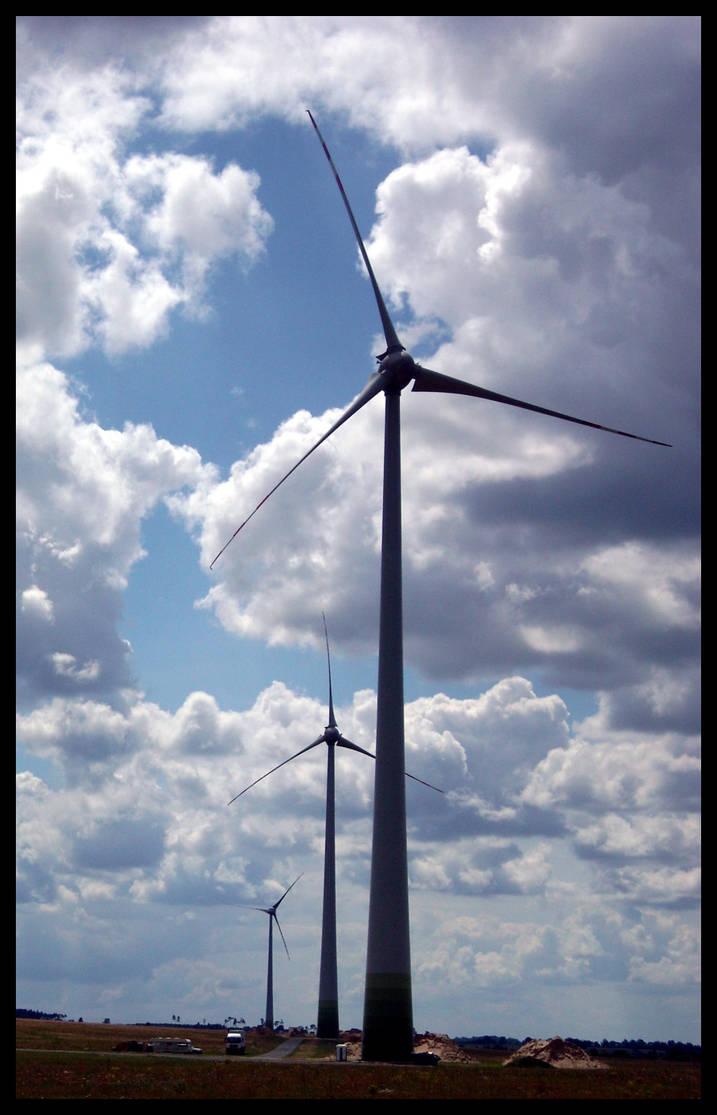 The Windmakers III by zdzichu