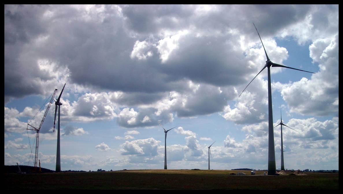 The Windmakers V by zdzichu