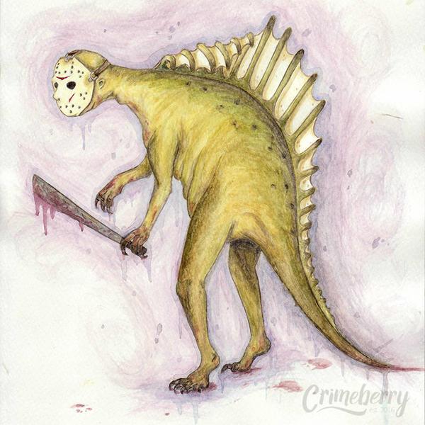 Spinosaurus Under Cover