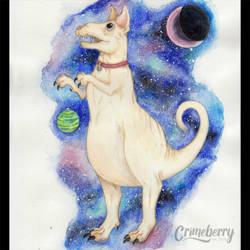 Sphynx Kit-T-Rex by TrueCrimeberry