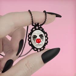 Clown Cameo 1 by TrueCrimeberry