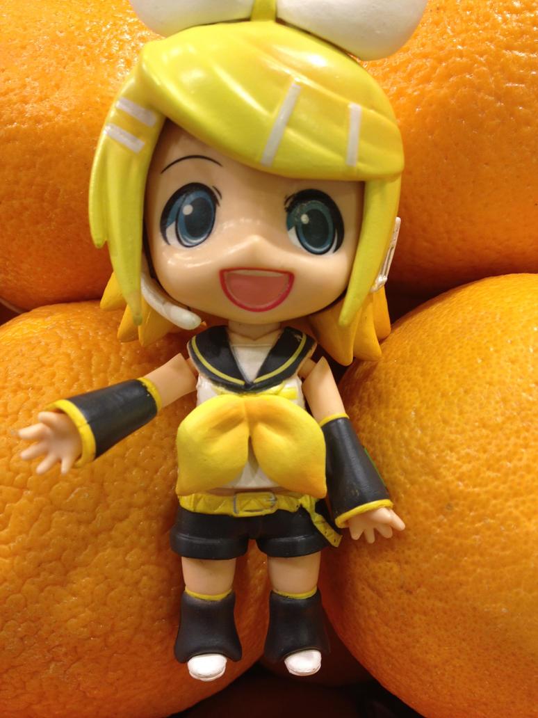 Orange Rin by KagamineStar2