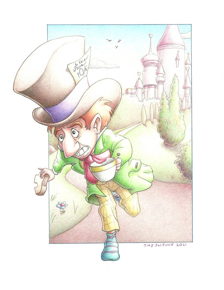 Mad Hatter's Exit