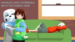 Friendship by LovebugOne-O-One
