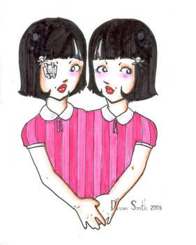 Jane and Judy