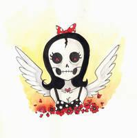 Lady Skull by shishah