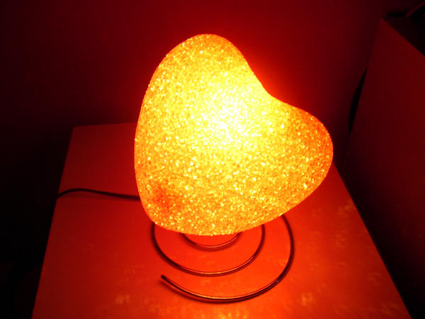 Heart Lamp II STOCK By Neveryph Stock ...