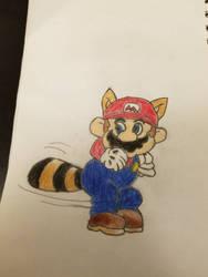 Super Mario by equalizedesignz