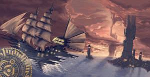 Voyage of the Corvus Corrone