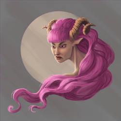 Fierce Faerie Princess is fierce