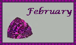 February Stamp by coyearth