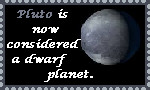 Pluto Stamp by coyearth