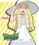 Lillie - Pokemon Sun and Moon