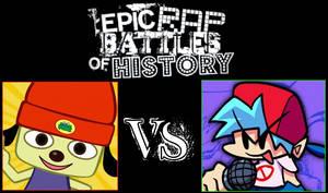 Parappa The Rapper vs Friday Night Funkin