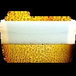 Color flow beer