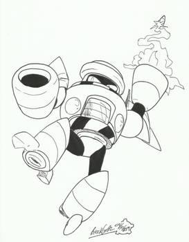 BrOctober Gift 06: Rocket Man