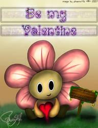 Daisy Chao 'Be my Valentine' by phoenixtfb