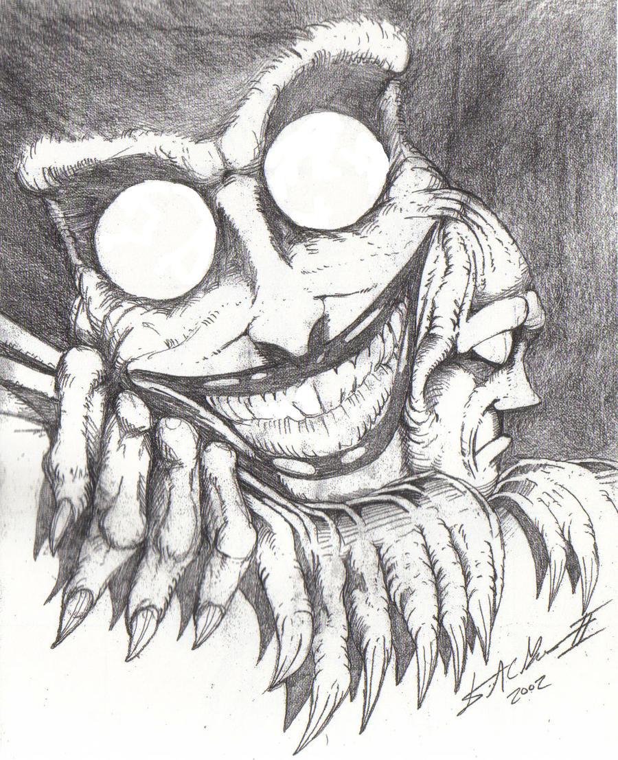 Original Scary by S0lrac