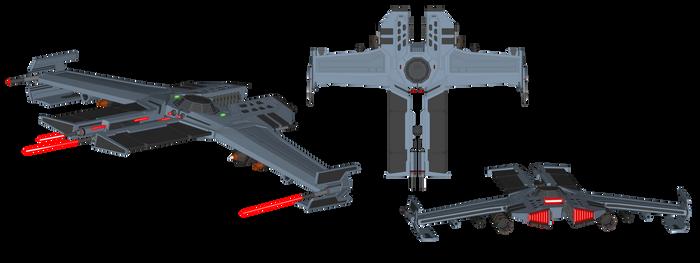 Vengeance-Class Superiority Starfighter