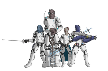 Dread's Worst Nightmare- Yirt Squad