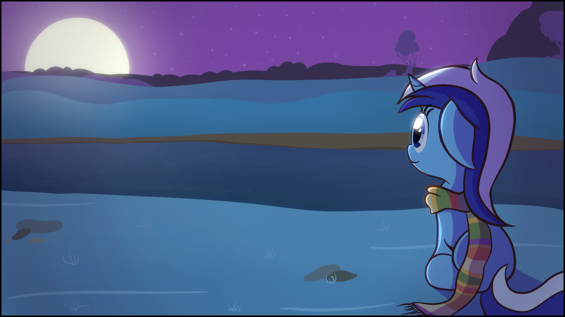 Night Light by CaptainBritish
