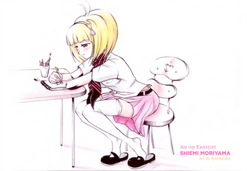 Request Cry18-kun Shiemi by RomAttack