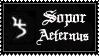 Stamp- Sopor Aeternus by Ykara-Stock