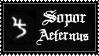 Stamp- Sopor Aeternus by Ykara-Stock