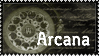 Stamp - Arcana by Ykara-Stock