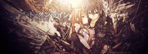Sword Art Online ` Kirito and Asuna[TLC]