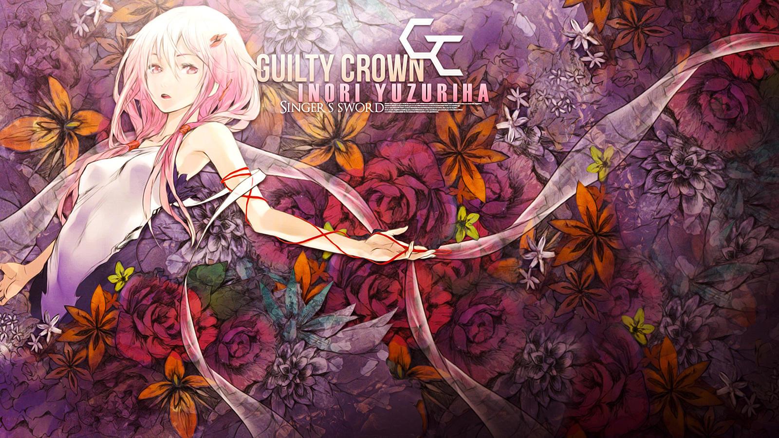 Inori Yuzuriha v1 [Singers Sword] by JamesxpGFX