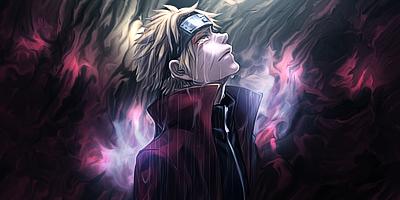 Naruto Uzumaki by JamesxpGFX