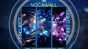 Official VocaWall PSD Pack+ v3