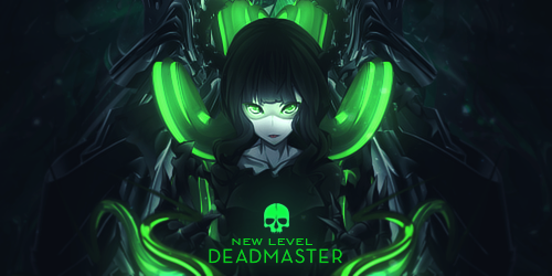 New Level: DeadMaster by JamesxpGFX