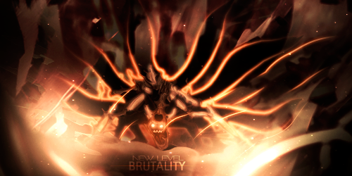 New Level: Brutality by JamesxpGFX