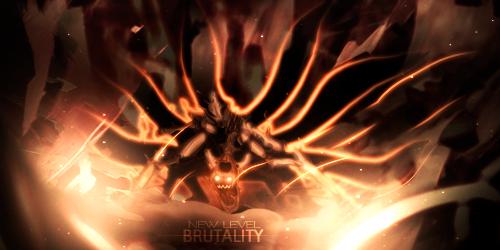 New Level: Brutality by JamesxpGFX