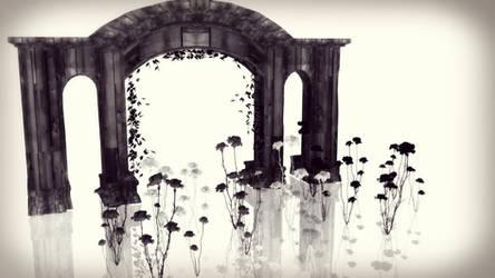 MMD | Death Flower Stage | DL Link