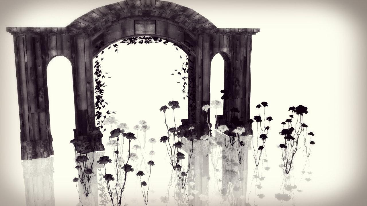 MMD | Death Flower Stage | DL Link by MizukiYamada