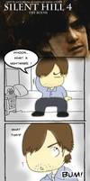 Silent Hill 4 - Comic