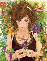 Flower Garden by Applemoment