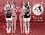 OPEN Adoptable by YoshaYosha