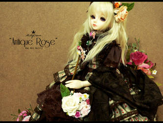 Antique Rose One-Off Outfit by WaterCube