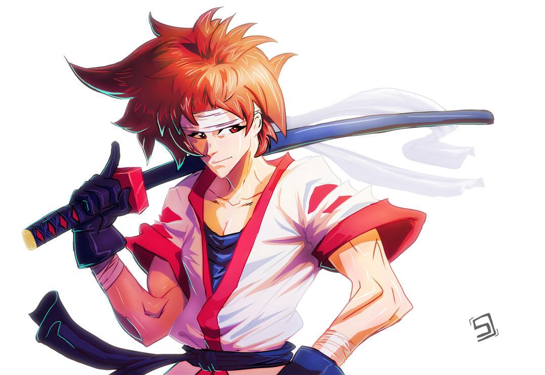 Eiji Shinjo by SteamJunkie