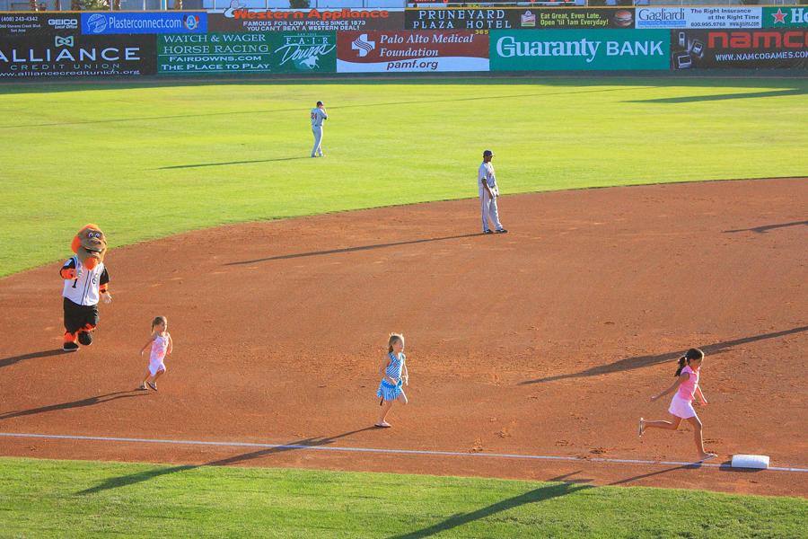 Running the Bases by cmdrkettch