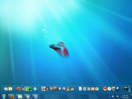 Windows 7 Build 7100 for XP by mufflerexoz
