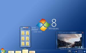 Windows 8 Concept by mufflerexoz