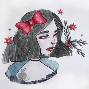 Snow White by as-obu